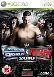 Smackdown vs. Raw 2010 Xbox 360
