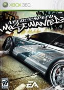 Need for Speed: Most Wanted Xbox 360