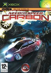 Need for Speed Carbon Xbox