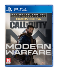 Call of Duty Modern Warfaren ennakkotilaajille Beta-koodeja