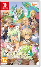 Rune Factory 4 Special Switch kansikuva