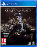 Middle-Earth: Shadow of War PS4 kansikuva
