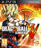 Dragon Ball Xenoverse PS3 kansikuva