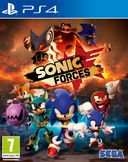 Sonic Forces PS4 kansikuva