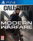 Call of Duty: Modern Warfare PS4 kansikuva