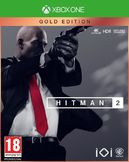 Hitman 2 Gold Edition Xbox One kansi