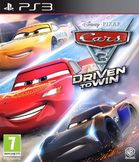 Cars 3: Driven to Win PS3 kansikuva