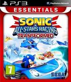 Sonic & All-Stars Racing Transformed Essentials PS3kansikuva