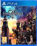 Kingdom Hearts III PS4 kansikuva