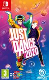 Just Dance 2020 Switch kansikuva