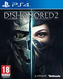 Dishonored 2 PS4 kansikuva
