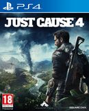 Just Cause 4 PS4 kansikuva