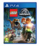 LEGO Jurassic World PS4 kansikuva