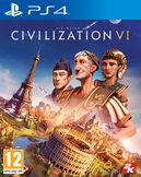 Civilization VI PS4 kansikuva