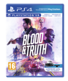 Blood and Truth VR PS4 kansi