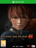 Dead or Alive 6 Xbox One kansikuva