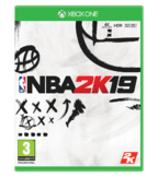 NBA 2K19 Xbox One kansikuva