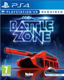 Battlezone VR PS4 kansikuva