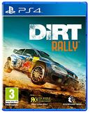 DiRT Rally PS4 kansikuva