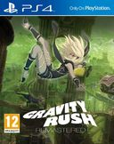 Gravity Rush Remastered PS4 kansi
