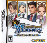 Phoenix Wright: Ace Attorney - Justice For All US