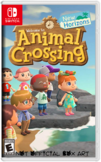 Animal Crossing: New Horizons Switch Kansi