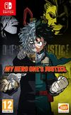 My Hero Ones Justice Switch kansikuva