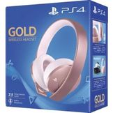 Sony Gold Wireless Rose Gold -kuulokkeet pakkaus