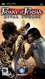 Prince of Persia: Rival Swords PSP kansikuva