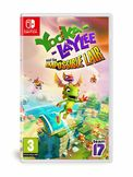 Yooka-Laylee and the Impossible Lair Switch kansikuva