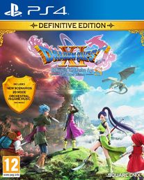 Dragon Quest XI: Echoes of an Elusive Age Definitive Edition PS4