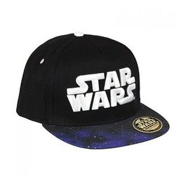 Star Wars Logo Black & Blue Snapback