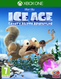 Ice Age: Scrat's Nutty Adventure Xbox One kansikuva