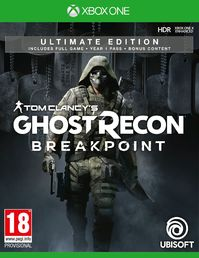 Tom Clancy's Ghost Recon Breakpoint Ultimate Edition Xbox One