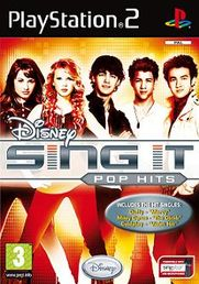 Disney: Sing it Pop Hits PS2