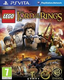 LEGO Lord of the Rings PS Vita