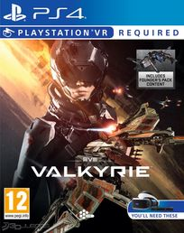 Eve Valkyrie VR PS4