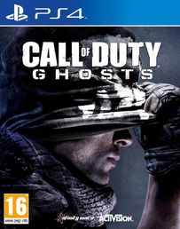 Call of Duty: Ghosts PS4 kansikuva