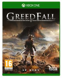 GreedFall Xbox One kansikuva