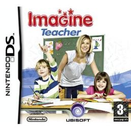 Imagine Teacher Nintendo DS (käytetty)