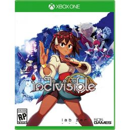 Indivisible Xbox One kansikuva