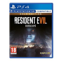 Resident Evil 7: Biohazard Gold Edition PS4