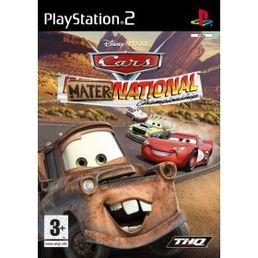 Cars: Mater-National Championship PS2
