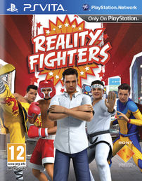 Reality Fighters PS Vita