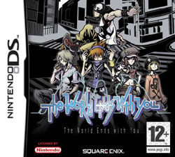 The World Ends With You Nintendo DS
