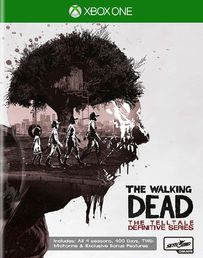 The Walking Dead: The Telltale Definitive Series Xbox One kansikuva
