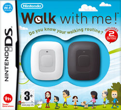 Walk With Me! Nintendo DS