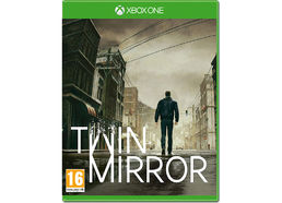 Twin Mirror Xbox One Kansikuva