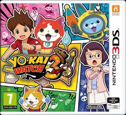 Yo-Kai Watch 3 3DS kansikuva